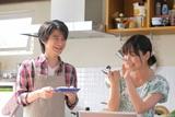 吉岡秀隆と麻生久美子が出演している『昆布つゆ』(ヤマサ)新CMメイキングカット