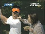 『アーモンドチョコレート』新CMで石川遼選手に上戸彩が「ア〜ン」