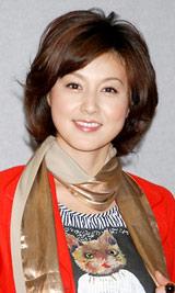 ドラマ『ツレがうつになりまして。』の会見に出席した藤原紀香 (C)ORICON DD inc.