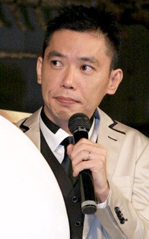 フルCGアニメ映画『アイス エイジ3/ティラノのおとしもの』のイベントに出席した爆笑問題・太田光 (C)ORICON DD inc.
