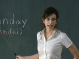美人英語教師もあぜん…