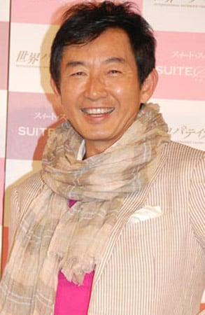 『下着を贈りたくなるお父さん』ランキング、1位の石田純一
