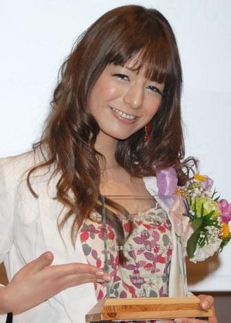 『第2回南九州PR大賞』表彰式に出席したスザンヌ(C)ORICON DD inc.