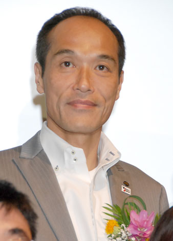 『第2回南九州PR大賞』表彰式に出席した東国原英夫宮崎県知事(C)ORICON DD inc.