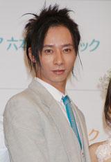 舞台『新宿ミッドナイトベイビー』の製作発表に出席したいしだ壱成(C)ORICON DD inc.
