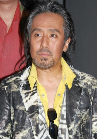 舞台『桜姫-現代劇』公開舞台稽古を行った中村勘三郎 (C)ORICON DD inc.