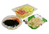 ローソンが新たに展開する105円のサラダ『バリューラインサラダ』3種