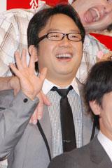 映画『ボルト』日米キャスト合同記者会見に出席した天野ひろゆき(C)ORICON DD inc.