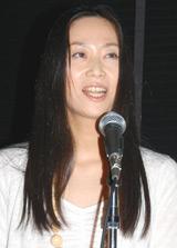 司会を務めた椎名由紀(C)ORICON DD inc.