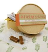 通販Webサイト『ファミマ・フードパーク』で販売されている『あまみ黒糖生キャラメル』(税込1000円)