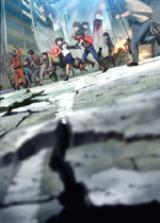 地震によって一瞬にして破壊された東京とその状況下の人間を描くアニメ『東京マグニチュード8. 0』。(c)東京マグニチュード8.0 製作