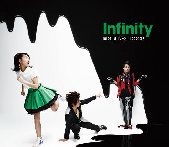 GIRL NEXT DOOR「Infinity」(初回盤DVD付)