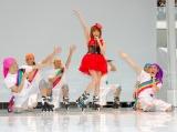 新曲発売イベントに出席した新ユニット・南明奈のスーパーマイルドセブン (C)ORICON DD inc.