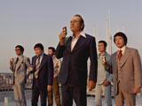 『太陽にほえろ!』の七曲署を描く『ボス』新CMの1カット