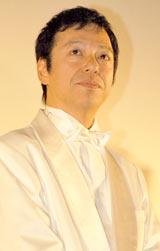 映画『空気人形』の完成披露試写会付き舞台挨拶に登壇した板尾創路 (C)ORICON DD inc.