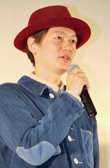 映画『空気人形』の完成披露試写会付き舞台挨拶に登壇したARATA (C)ORICON DD inc.