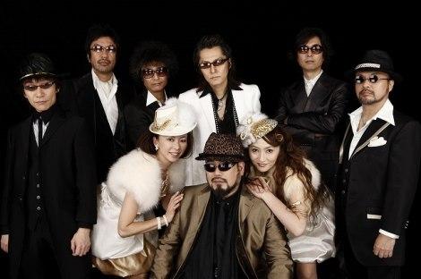 17年ぶりにホールツアーを行う米米CLUB