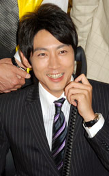 今回ドラマ初主演を務めることになった小泉孝太郎 (C)ORICON DD inc.