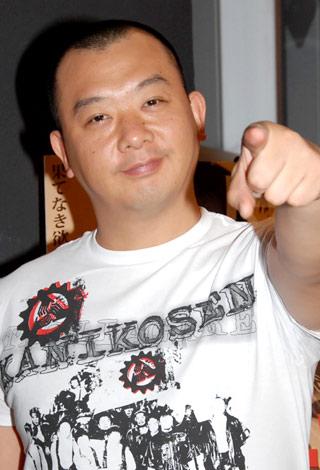 映画『蟹工船』試写会イベントに出席したTKO・木下隆行 (C)ORICON DD inc.