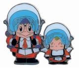 ウルトラマン×Dr.スランプピンズ (C)円谷プロ (C)TORIYAMA AKIRA/SHUEISHA