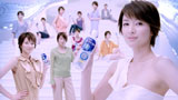 11人の吉瀬美智子が登場する『DANONE BODY-ism CALCIUM WORKS』新CM