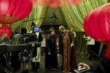 『ハリー・ポッターと謎のプリンス』のメイキング写真