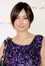 海外ブランド『マーク・ジェイコブス』の日本法人設立の記念パーティーに来場したMEGUMI (C)ORICON DD inc.