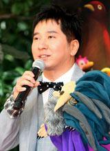 映画「よなよなペンギン」製作報告会見に出席した爆笑問題の田中裕二 (C)ORICON DD inc.
