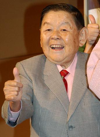舞台「北島三郎 特別公演」制作発表に登場した白木みのる (C)ORICON DD inc.