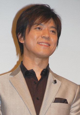 キャラメルボックスを退団していた俳優・上川隆也 (C)ORICON DD inc.