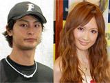(左から)ダルビッシュ有、紗栄子夫人 (C)ORICON DD inc.