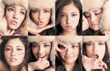 黒木メイサ写真集「LOVE MEISA」のカット