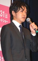山中崇 (C)ORICON DD inc.