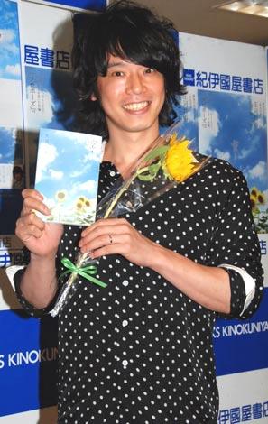 サムネイル 小説「空」の発売記念会見を行った庄司智春 (C)ORICON DD inc.