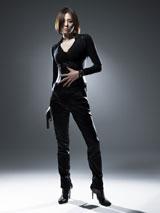ハードセクシーな宇佐木玲子のお仕事ファッション