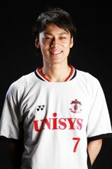 池田信太郎選手(c)日本ユニシス
