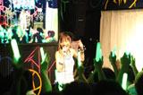 デビュー曲の「LEVEL∞」を初披露した長谷川明子