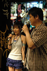 「LEVEL∞」の作曲を担当した伊藤賢治とのトーク