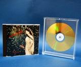 中島みゆきの過去の作品8枚が高音質を誇る「Crystal Disc」で発売決定。(写真はイメージで、実際はディスク表面にもデザインが施される)