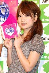 『あいのり』コンピレーションアルバム発売記念イベントに登場した、ももさん (C)ORICON DD inc.