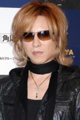 YOSHIKI (C)ORICON DD inc.