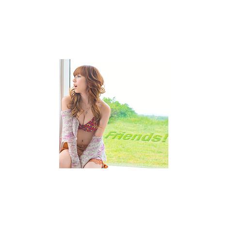 玉置成美 ニューシングル「Friends!」初回盤A TYPE