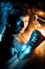 ごく普通の少年がヒーローとして活躍する新感覚のアクションドラマ『アーロン・ストーン』(C)Disney