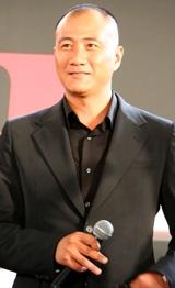 映画『レッドクリフPARTII』DVD&BD発売直前イベントに出席した、フー・ジュン (C)ORICON DD inc.