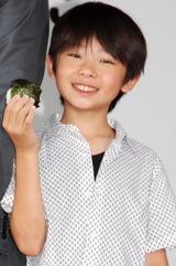 映画『BALLAD 名もなき恋のうた』完成披露会見に出席した、武井証 (C)ORICON DD inc.