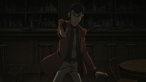 「Lupin The Third<ルパン三世のテーマ>」のPV 原作:モンキー・パンチ (C)Lupin D&D project