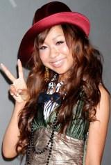 シングル「忘れないよ」発売記念ライブを行った、青山テルマ (C)ORICON DD inc.