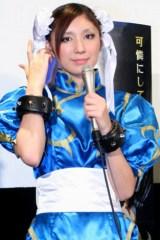 DVD『ストリートファイター ザ・レジェンド・オブ・チュンリー』発売イベントに出席した、仲村みう (C)ORICON DD inc.