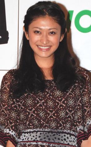 ブロードウェイミュージカル「RENT」来日公演 記者発表会に登場した、山田優 (C)ORICON DD inc.