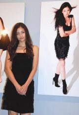 写真展『KISHIN:BIJIN』OPレセプションに登場した、黒木メイサ (C)ORICON DD inc.